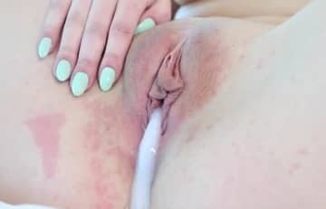 Big White Dick Fucking Flexible Girl – Creampie HD